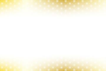 背景素材,和風イメージ,麻の葉,柄,パターン,日本風,コピースペース,東洋,伝統模様,中抜,広告,雅