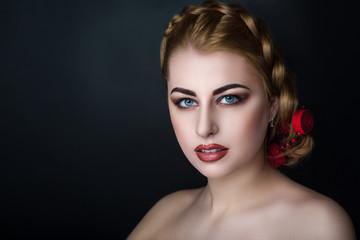Carmen beauty lady