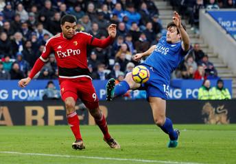 Premier League - Leicester City vs Watford
