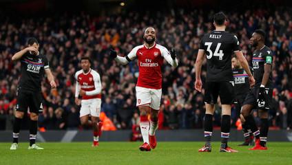Premier League - Arsenal vs Crystal Palace