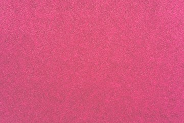 velvet fabric of pink color