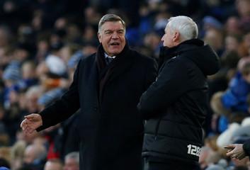 Premier League - Everton vs West Bromwich Albion