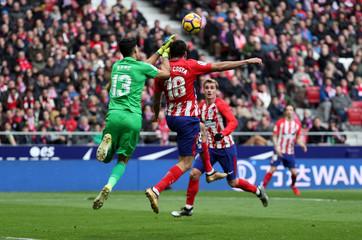 La Liga Santander - Atletico Madrid vs Girona