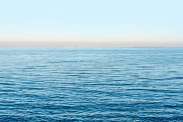 Poster Mer / Ocean Blue Baltic sea.