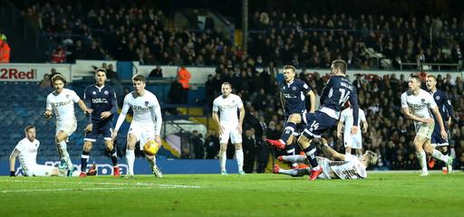 Championship - Leeds United vs Millwall