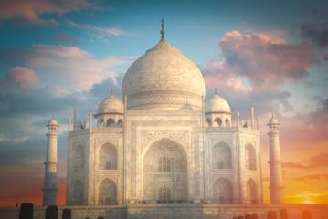 Taj Mahal Fototapete