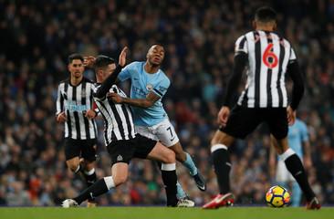 Premier League - Manchester City vs Newcastle United