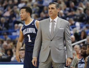 NCAA Basketball: Villanova at Connecticut