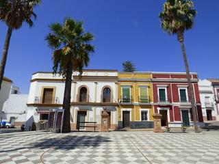 Trebujena, pueblo de la provincia de Cádiz, Andalucía (España)