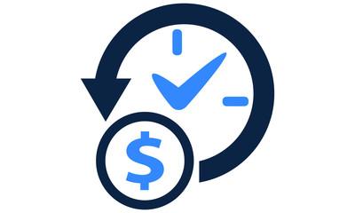 Time Money Icon