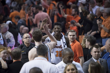 NCAA Basketball: Oklahoma at Oklahoma State