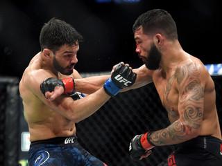 MMA: UFC 220- Ige vs Arce