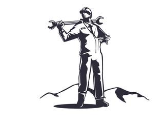 Oilman logo
