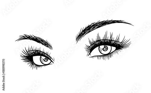 how to draw eyelashes in illustrator