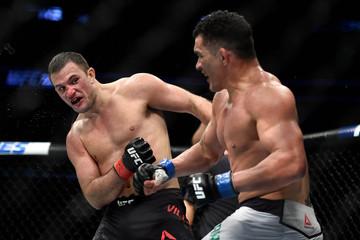 MMA: UFC 220- Villante vs Barroso