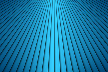 Abstract blue diagonal stripes background, modern blue lines pattern