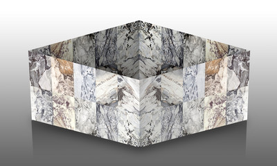Different beige marble surface, Backgrounds
