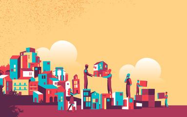 Lavori in corso in città
