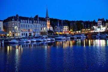 Honfleur, Normandia, Senna Fotomurales
