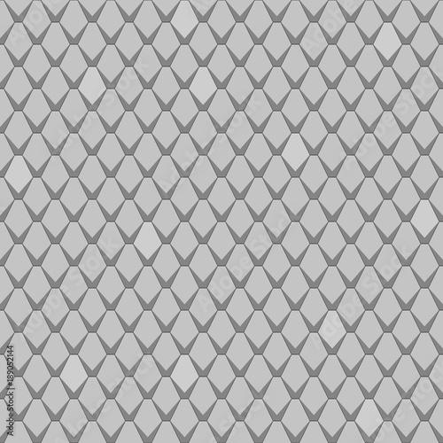 snake skin texture, vector graphic seamless background