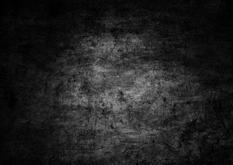 Abstract dark grunge texture background