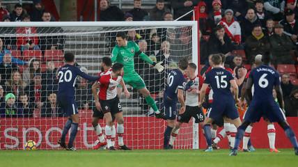 Premier League - Southampton vs Tottenham Hotspur