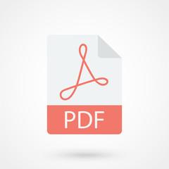 PDF file icon.