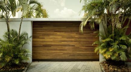 Car garage door