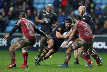 European Champions Cup - Wasps vs Ulster Rugby
