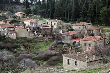 Adatepe is an old Turkish village in Kucukkuyu, Canakkale.