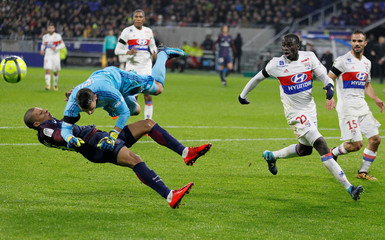 Ligue 1 - Olympique Lyonnais vs Paris St Germain