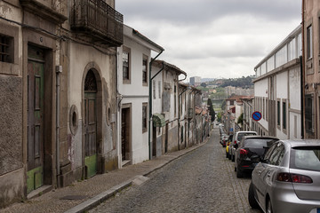 Braga, historical Center. Portugal.