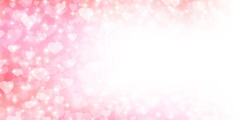 バレンタイン ハート テクスチャ 背景