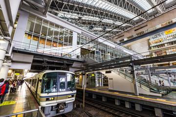 Aluminium Prints Train Station 駅