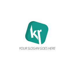 Initial Letter Design Logo