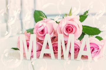 Mama Karte Danke