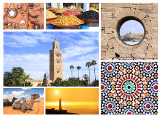 Famous places of Morocco