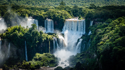 South American Waterfalls