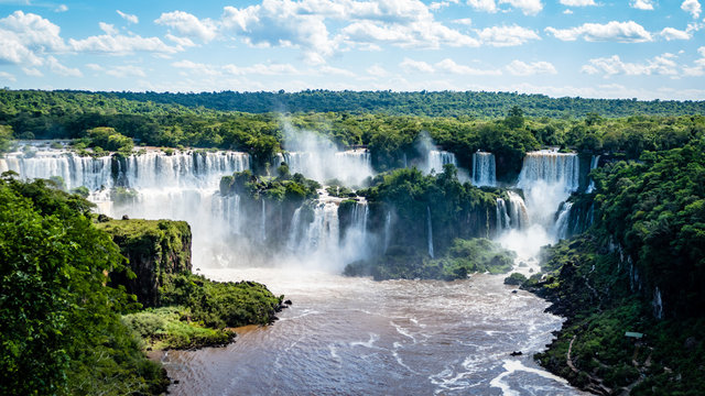 South American Waterfalls