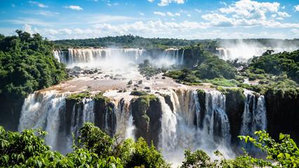 South American Waterfalls Wall mural