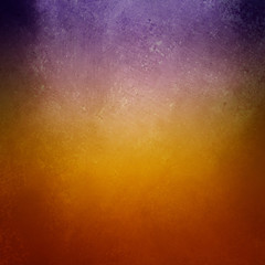 dark purple and golden orange background with vintage texture, classy elegant and beautiful backdrop
