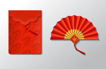 Red envelope packet