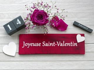 Joyeuses Saint Valentin
