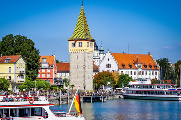 Lindau Germany lake  constance