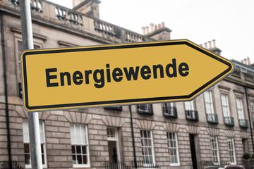 Schild 238 - Energiewende