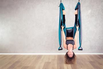 Yoga in sospensione