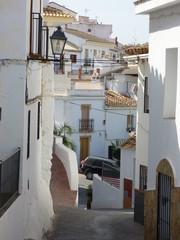 Guaro, pueblo en la provincia de Málaga, Andalucía (España)