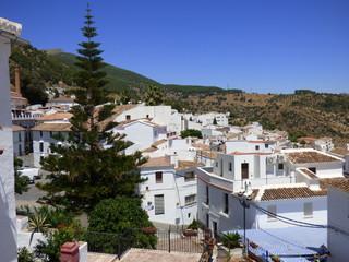 Casarabonela,pueblo de la provincia de Málaga, Andalucía (España) Está situada en el centro de la provincia, en la comarca Sierra de las Nieves