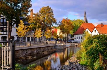 Herbst in Menden