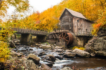 Grist Mill - Horizontal